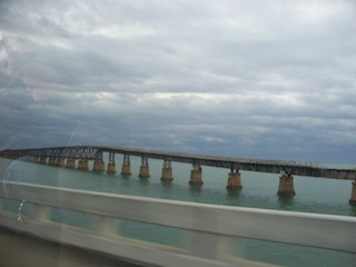 bahia honda/old seven mile bridge to key west